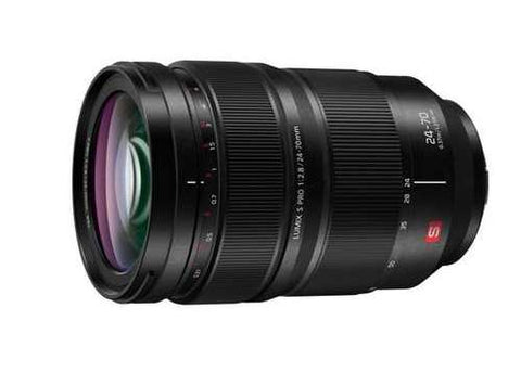 Panasonic Lumix S Pro 24-70mm f/2.8 Lens L-Mount