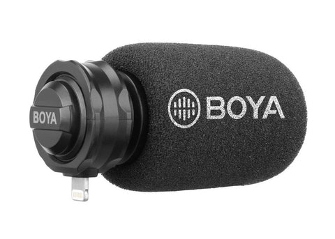 Boya BY-DM200 Lightning Digital Stereo Microphone