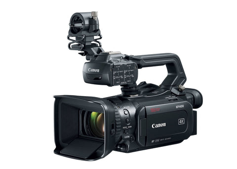 Canon XF400 4K UHD Camcorder (PAL)