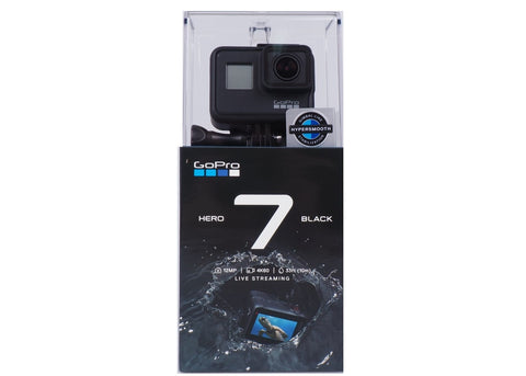 GoPro HERO7 Black 4K Action Camera