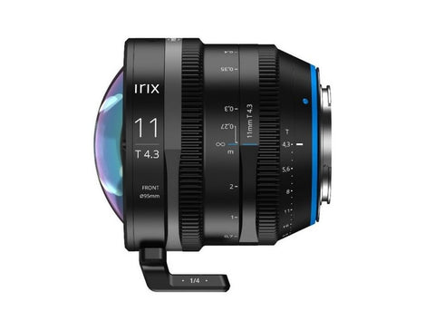 Irix Cine 11mm T4.3 Lens for Canon EF (Metric)