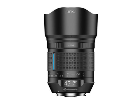 Irix 45mm f/1.4 Dragonfly Lens for Canon EF