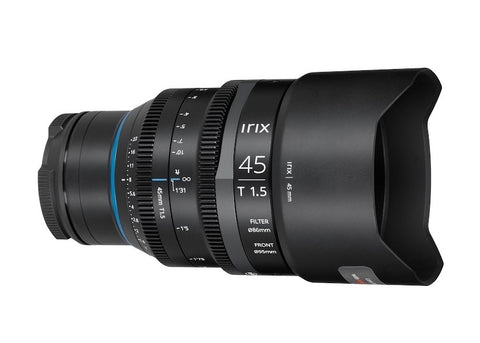 Irix Cine 45mm T1.5 Lens for Canon RF (Metric)