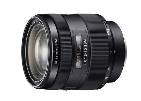 Sony DT 16-50mm F2.8 ED SSM