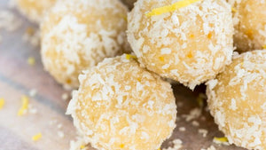 Collagen Lemon Bites - AIP Recipe