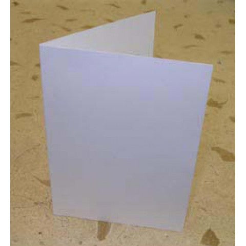White - Matt 250gsm - No Envelopes