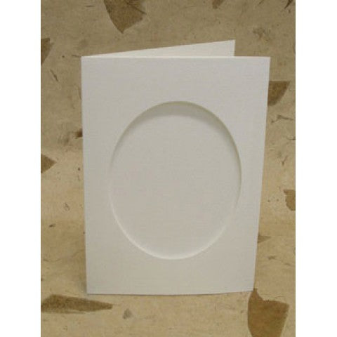 Oval - Cream - Large - Aperture 3 panel