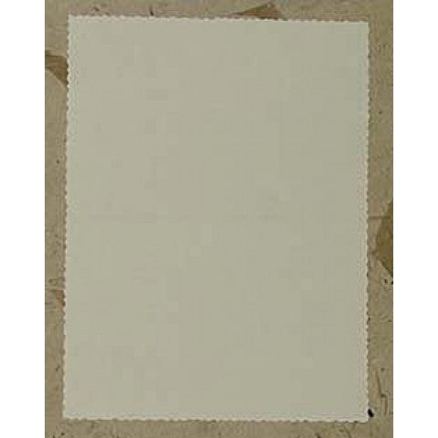 Cream - Deckle Edged Inserts
