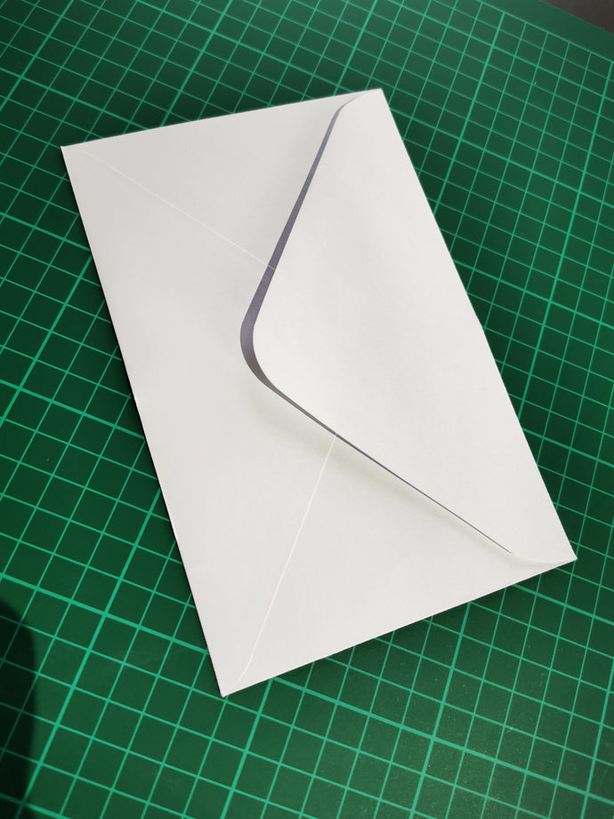 White - 118mm x 180mm (for PC11 photo cards)