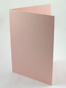 Shell (Light Pink) Pack of 5 cards