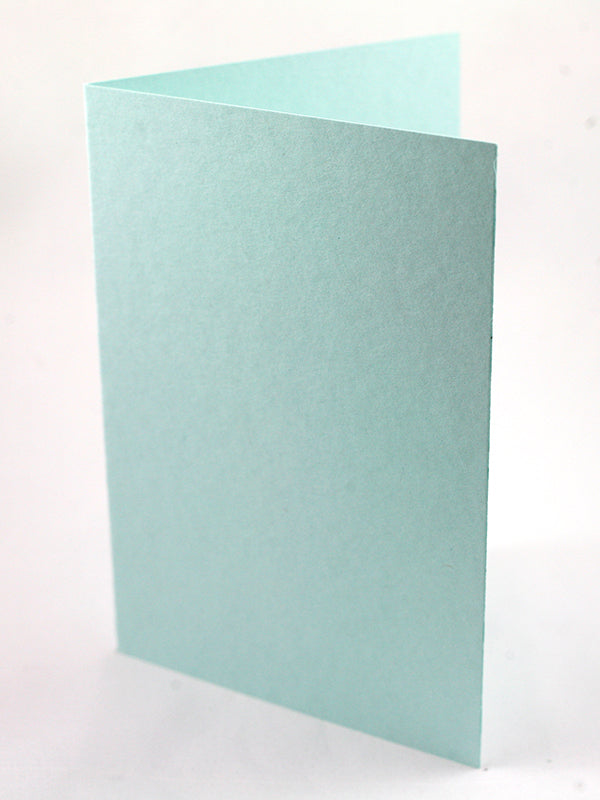 Aqua (Powder Blue) Pack of 5 cards