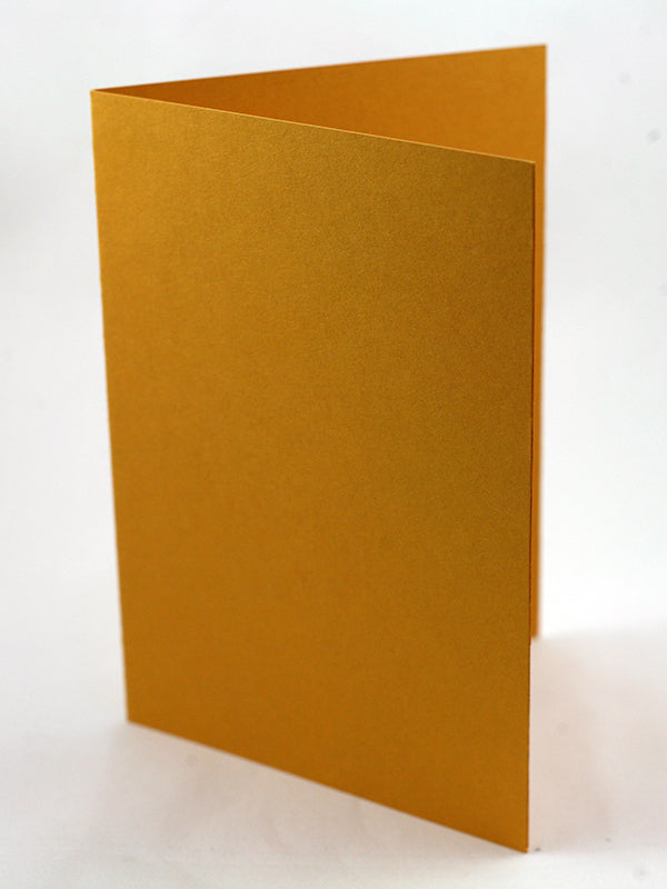 Mustard (Dark Yellow) Pack of 5 cards