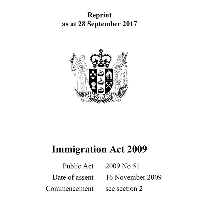 Immigration Act 2009