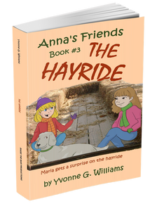 Book # 3 - The Hayride - annasfriendsmarketplace