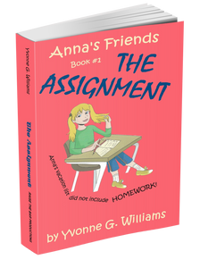 Book #1 - The Assignment - annasfriendsmarketplace