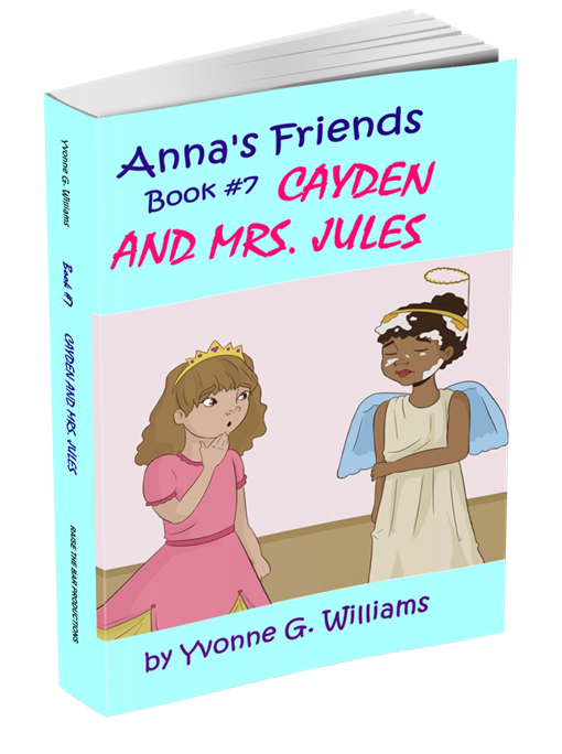 Book #7 - Cayden and Mrs. Jules - annasfriendsmarketplace