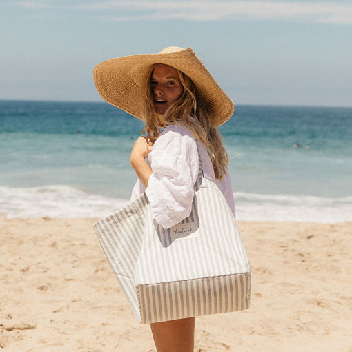 Denim Tote - The Beach People