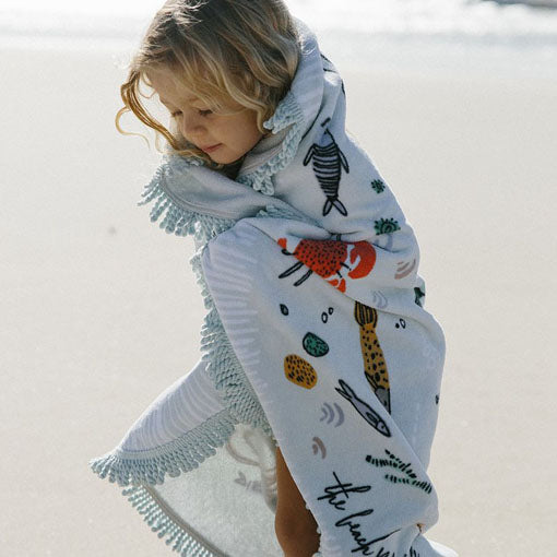 Kids Buccaneer Roundie - The Beach People
