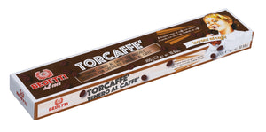 "Torrone - ""Torcaffe"" Soft Nougat, Dark Chocolate, Coffee & Hazelnut"