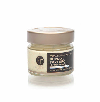 Clarified Truffle Butter