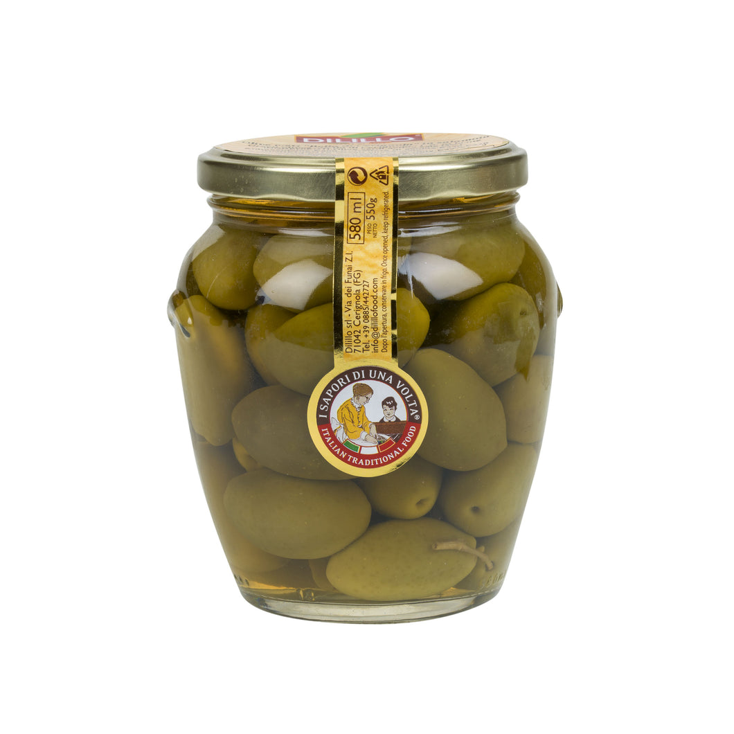Bella di Cerignola Green Olives