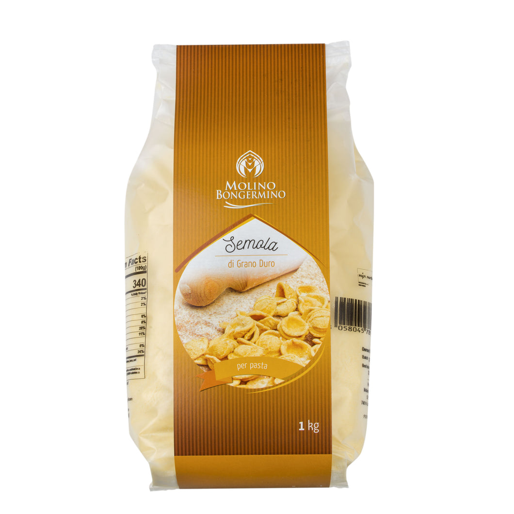 Semolina - Durum Wheat Flour