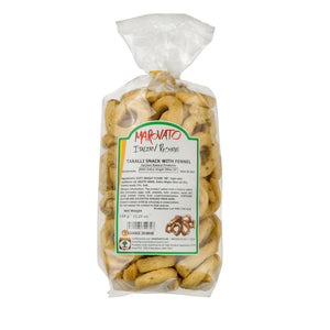 Taralli with Fennel