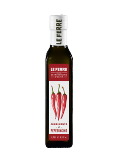 Chili Pepper infused Extra Virgin Olive Oil