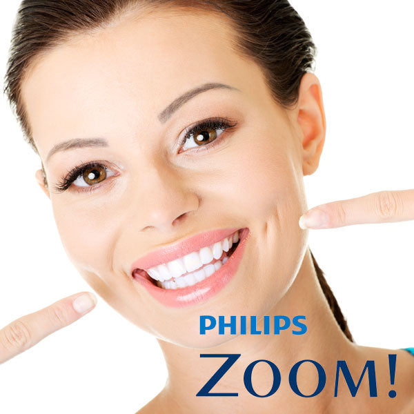 Zoom! teeth whitening treatment