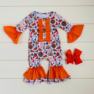 THANKFUL FALL ROMPER