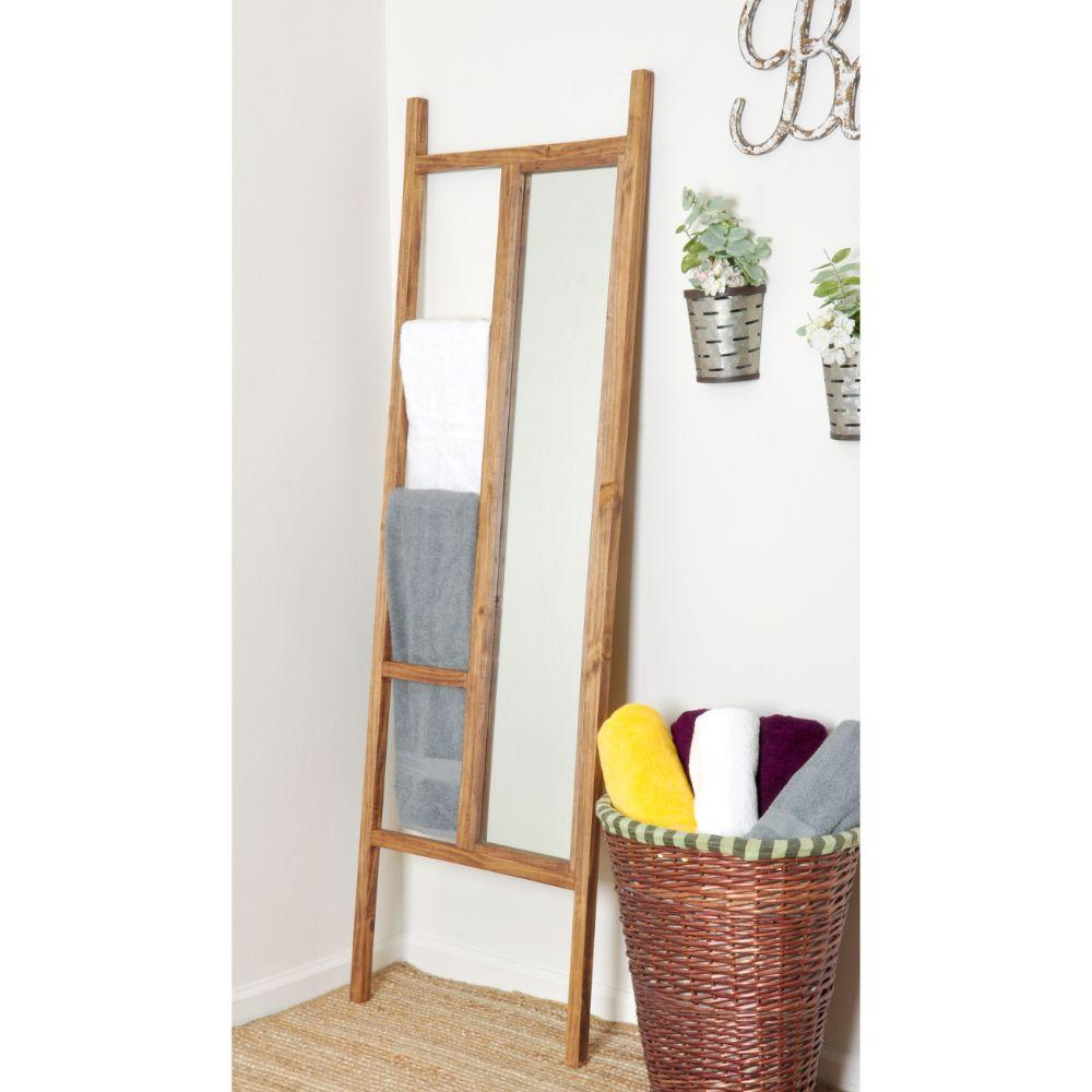 Sunset Sienna Leaning Mirror Ladder