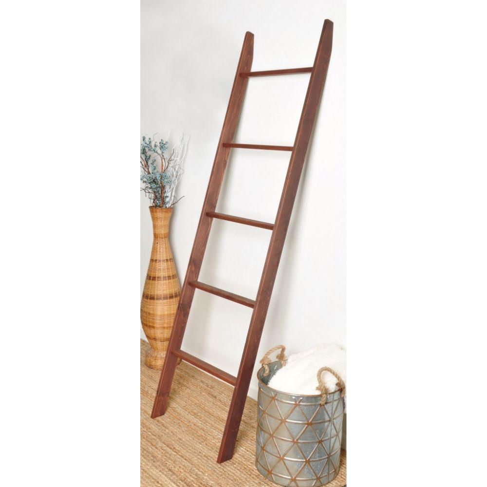 Carrington Minimal Blanket ladder 20'' x 72''