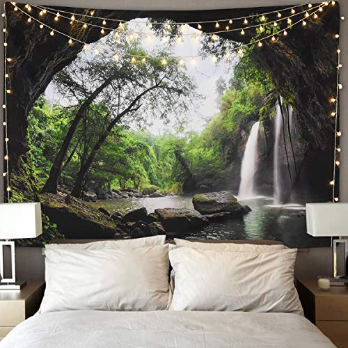 Mountain Cave Tapestry