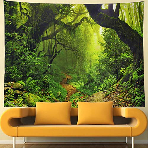 Rainforest Tapestry