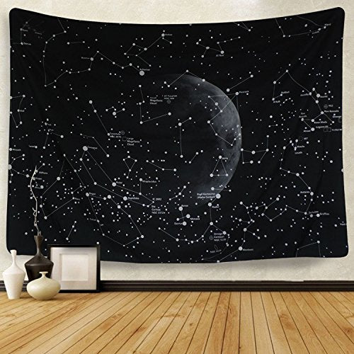 Constellations Wall Tapestry