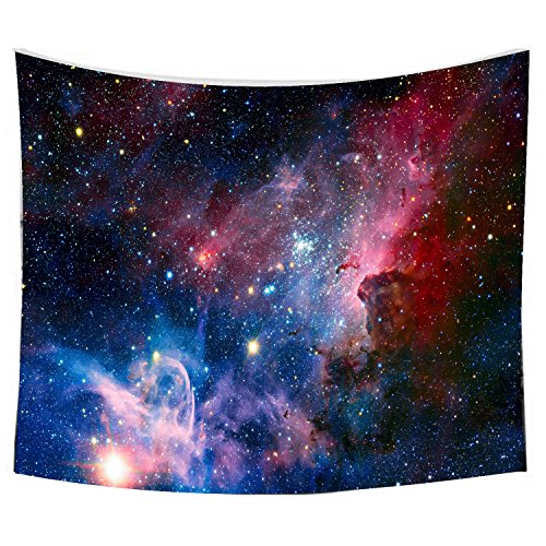 Cosmic Galaxy Tapestry