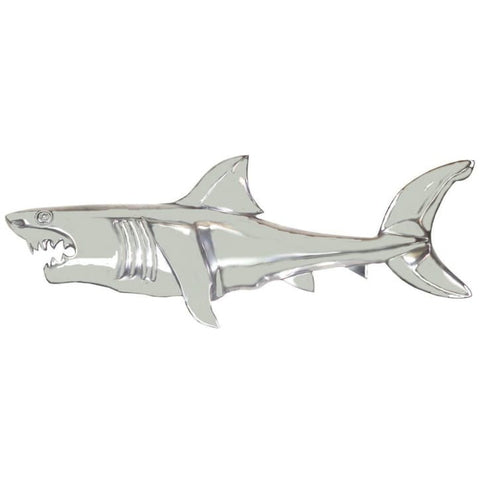 38 Long Shark Wall Sculpture - wall decor