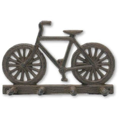 Cast Iron Bicycle Key Rack - key rack