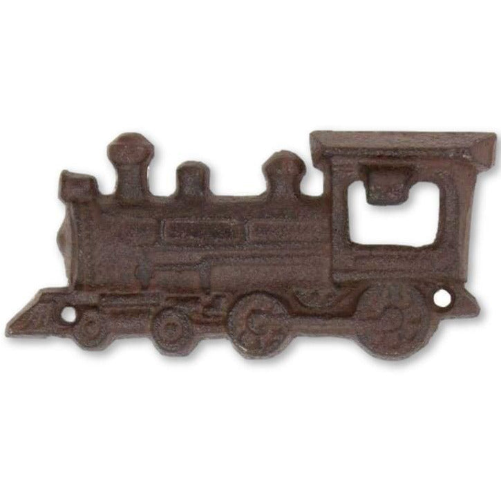 Cast Iron Wall Mount Train Locomotive Themed Bottle Opener - Bottle Opener