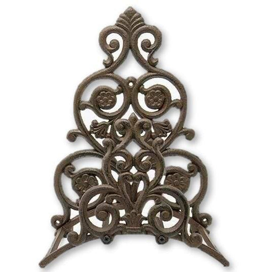 Cast Iron Wall-Mounted Garden Hose Holder - Hose Holder