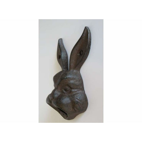 Cast Iron Wall Mounted Rabbit Bottle Opener - Bottle Opener