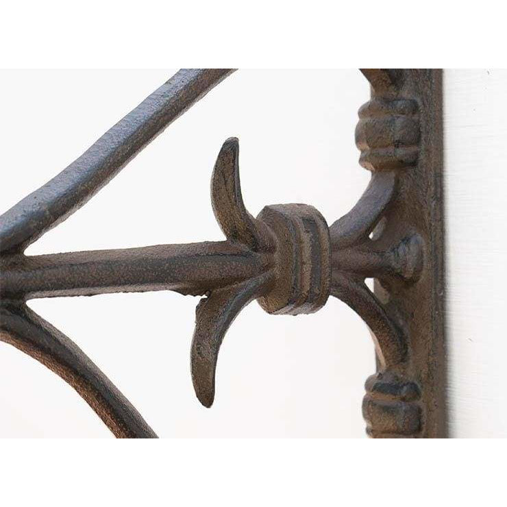 Decorative Cast Iron Plant Hook Bracket