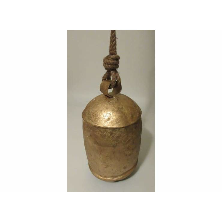 Extra Large Hanging Lantern Themed Cow Bell - Cow Bell