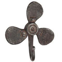 Cast Iron Boat Propeller Coat Hook