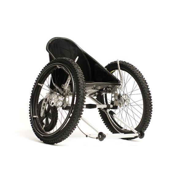 Trekinetic all-terrain wheelchair