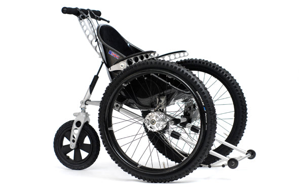Trekinetic K-2 MkII - All-Terrain Active Wheelchair