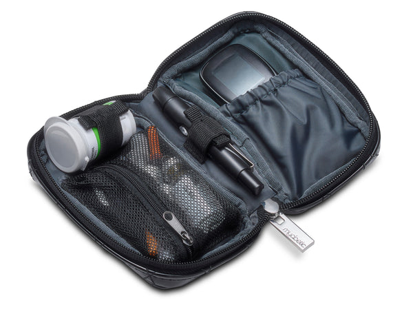 Myabetic James Diabetes Compact Case - Corps Diabetique