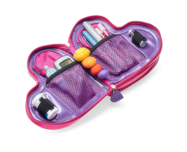 Myabetic Love Bug Diabetes Tasje - Corps Diabetique