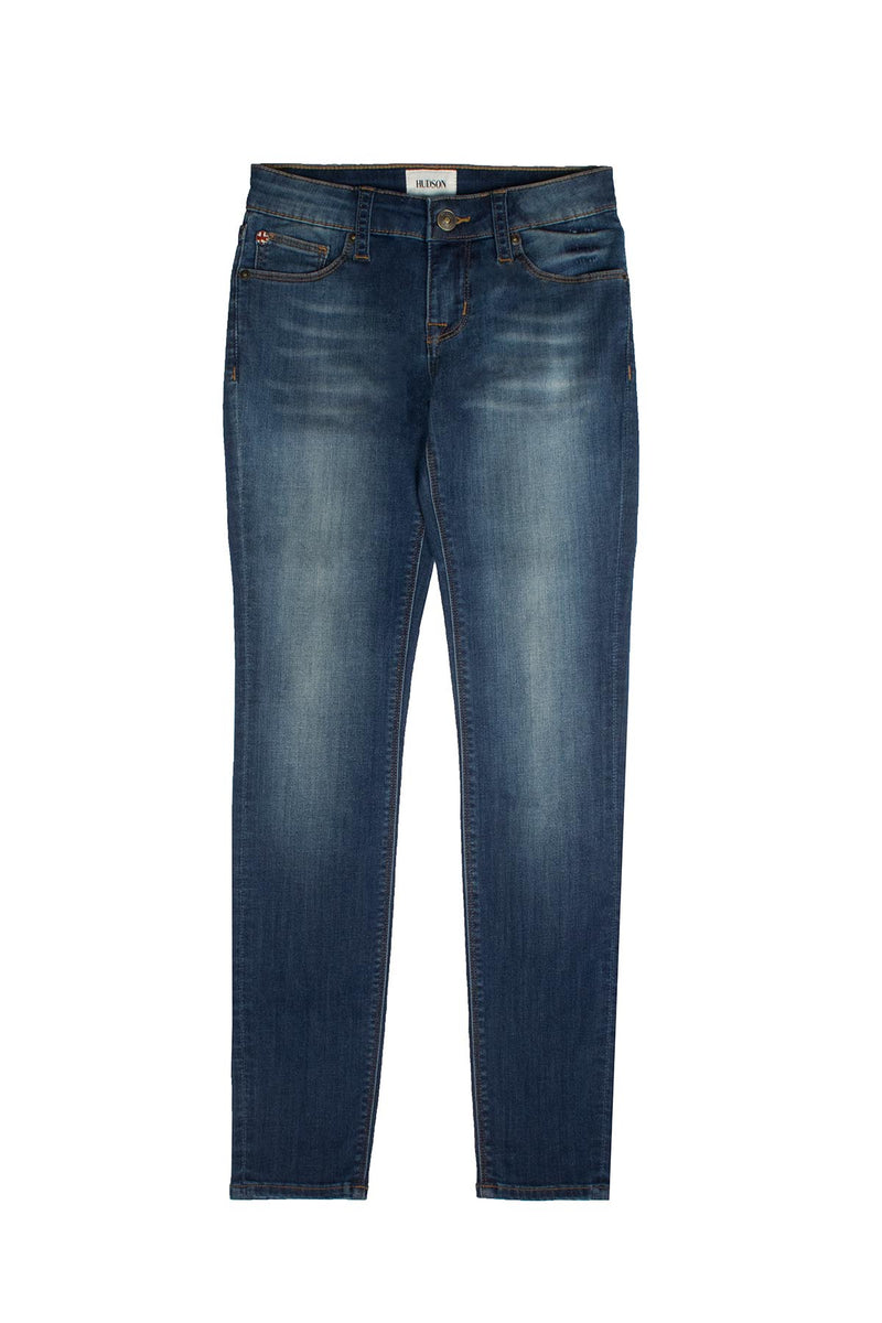 Big Girls Teagan Ankle Crop Jean, Sizes 7-16