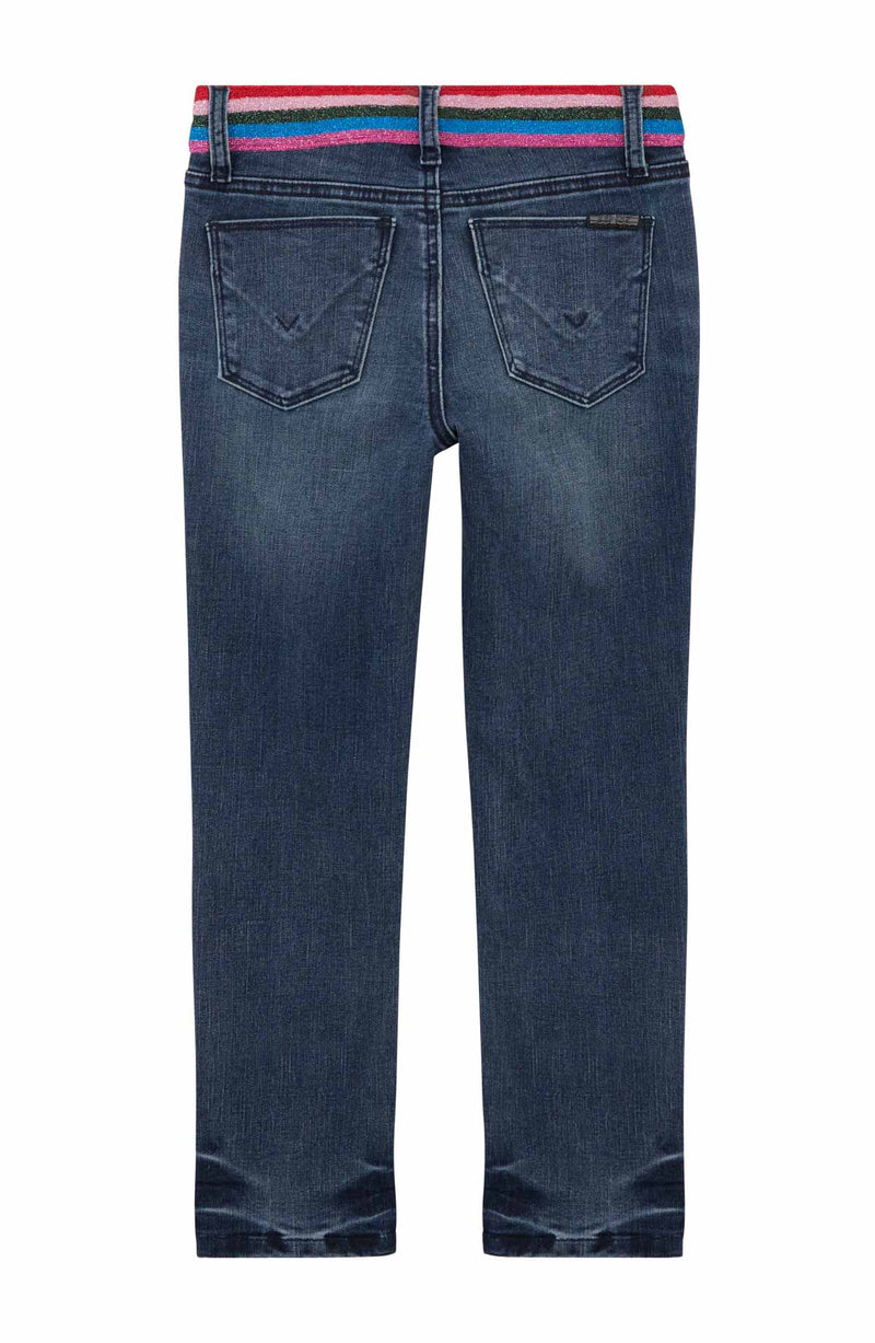 Big Girls Cody Ankle Crop Jean, Sizes 7-16 - hudsonjeans